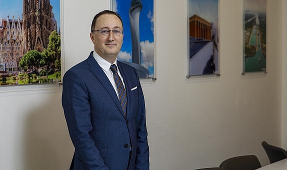 Yılın Profesyoneli: Mapei Yapı Kimyasalları Genel Müdürü Selman Tarmur