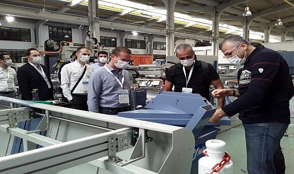 Alüminyum ve PVC Sektörü Haffner'de Buluştu