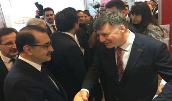 Enerji ve Tabii Kaynaklar Bakanı Fatih Dönmez: 'Uzun Vadeli Kredi ile Isı Yalıtımı İşini Çözeceğiz'