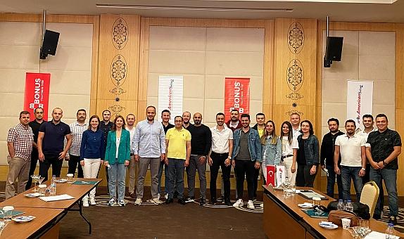 Eryap Grup Ekiplerini Motivasyon Toplantısında Buluşturdu