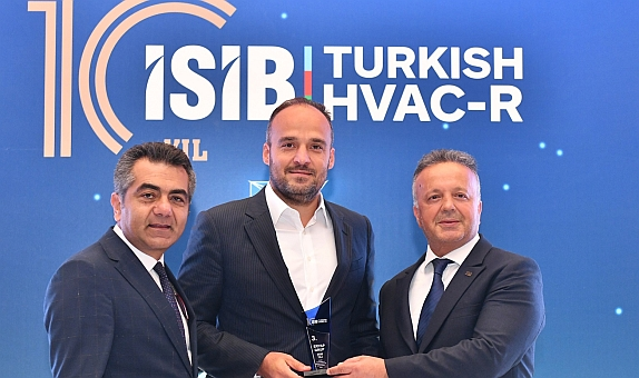 İSİB'den Eryap Grup'a İhracat Ödülü