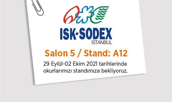 ISK-SODEX İstanbul Fuarı Sanayi ve Teknoloji Bakanı Mustafa Varank'ın  Katılımıyla Açılacak