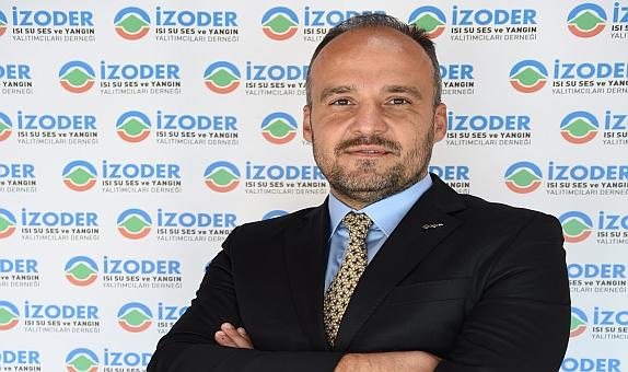 """İZODER Başkanı Emrullah Eruslu: """"İklim Değişikliği ile Mücadelede için Mevcut Binaların Yenilenmesini Hızlandırmalıyız"""""""