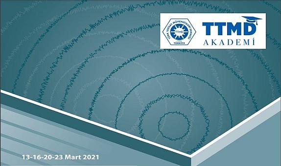 TTMD AKADEMİ'nin Gürültü ve Titreşim Kontrolü Kursu Başlıyor