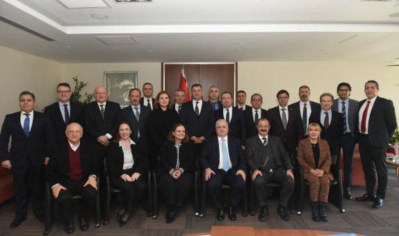 Türkiye Çimento Müstahsilleri Birliği Genel Kurulu Yapıldı