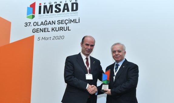 Türkiye İMSAD Genel Kurulu Yapıldı Yönetim Kurulu Başkanı Tayfun Küçükoğlu Oldu