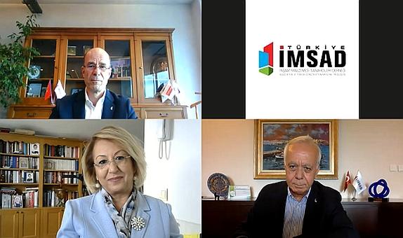 Türkiye İMSAD Gündem Buluşmaları'nda Yeşil Mutabakat Konuşuldu