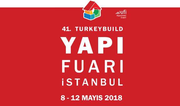41.Yapı Fuarı – Turkeybuild İstanbul Kapılarını Açtı