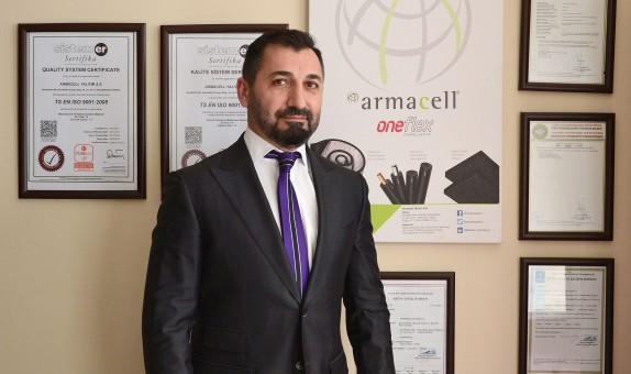 Armacell Yalıtım Genel Müdürü Ilgaz Dalkılıç: 'Ciddi Yatırımlar Yapıyoruz'