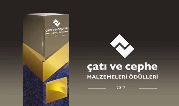Çatı ve Cephe Malzemeleri Ödülleri 2017'de Adaylar Belirlendi