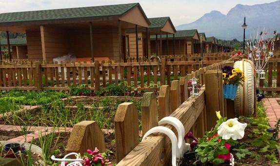 Antalya Belediyesi Hobi Bahçesi'nin Tercihi BTM Shingle Oldu