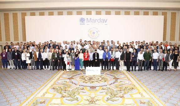Mardav, 2018 Bayi Strateji Paylaşım Toplantısı'nı Antalya'da Yaptı