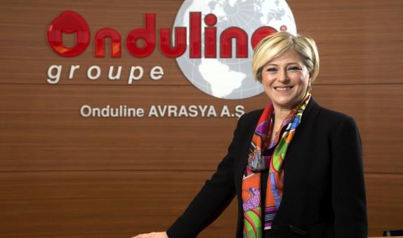Onduline Avrasya'nın Yeni Genel Müdürü Fulya Özgül Koçak Oldu