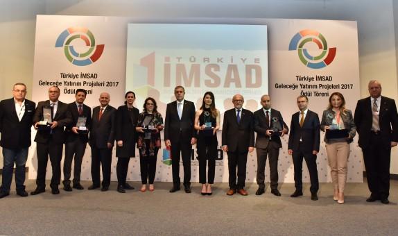 'Türkiye İMSAD Geleceğe Yatırım Ödülleri' sahiplerini buldu