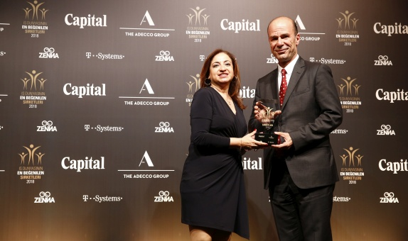 Betek, Türkiye'nin En Beğenilen Boya Şirketi Seçildi