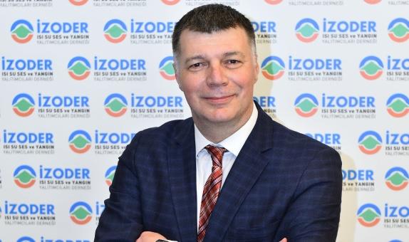 """İZODER Yönetim Kurulu Başkanı Levent Pelesen: """"Depreme Karşı Güvenli Yapılar İçin Su Yalıtımı Şart"""""""