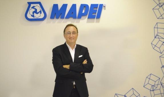 Mapei'nin Yeni Genel Müdürü Selman Tarmur Oldu