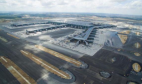 Bonus Yalıtım Ürünleri, Yeni Havalimanı'nda