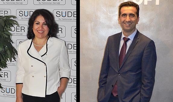 SUDER Başkanı Erdal Bozok ve Başkan Yardımcısı Semagül Köprülü: 'Su Yalıtımı Yönetmeliği ile Yapıların Standartları Yükselecek'