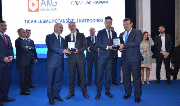 AKG Gazbeton'a TÜSİAD'dan Ödül