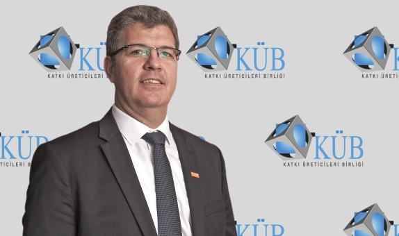 """KÜB Yönetim Kurulu Başkanı Suat Seven: """"Avrupa'nın En Büyük Beton Katkı Pazarı: Türkiye"""" class="""
