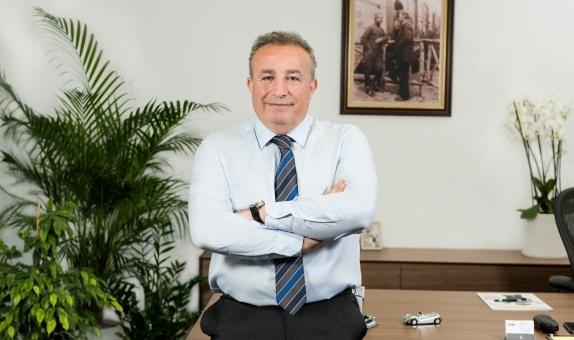 Levent Gökçe Saint-Gobain Türkiye CEO'su Oldu