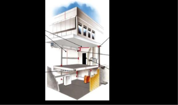 Pasif Yangın Durdurucu Sistemlerin Tesisatlarda Kullanımına Dair Tasarım ve Uygulama Esaslarının Değerlendirilmesi class=