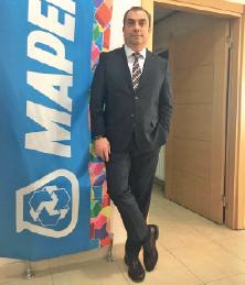 MAPEI Seramik Grubu Ürün Müdürü Volkan Altıok: