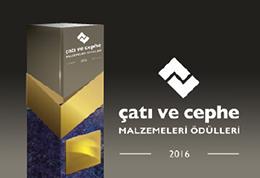 Çatı ve Cephe Malzemeleri Ödülleri Adaylarını Bekliyor...