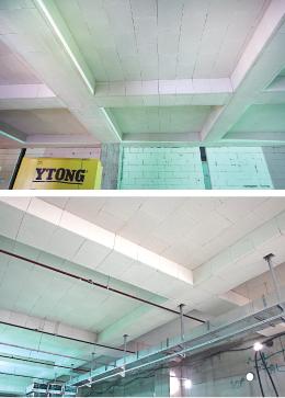 Otopark Tavanlarında Önemli Bir Alternatif Ytong Yalıtım Plağı