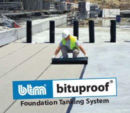 BTM Bituproof Temel Bohçalama Sistemi