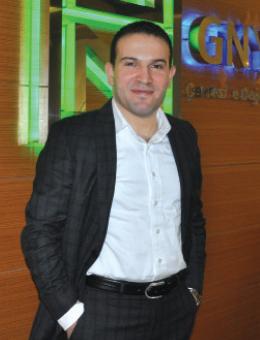 GNYAPI Yönetim Kurulu Başkanı A. Bülent Güney