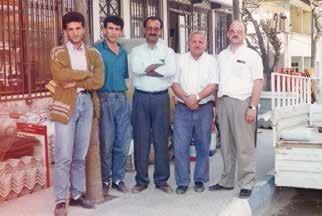 Yapı Teknik / Gebze'deki ilk mağaza (1992)
