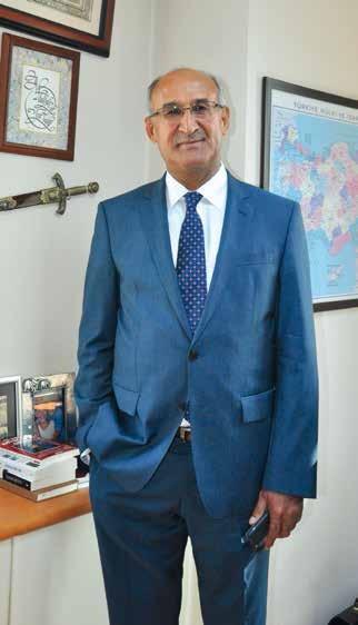 Çukurova Yalıtım Yönetim Kurulu Başkanı Abdullah Yurt
